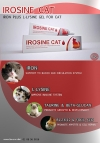 IROSINE CAT (บำรุงเลือด ชนิดเจล)
